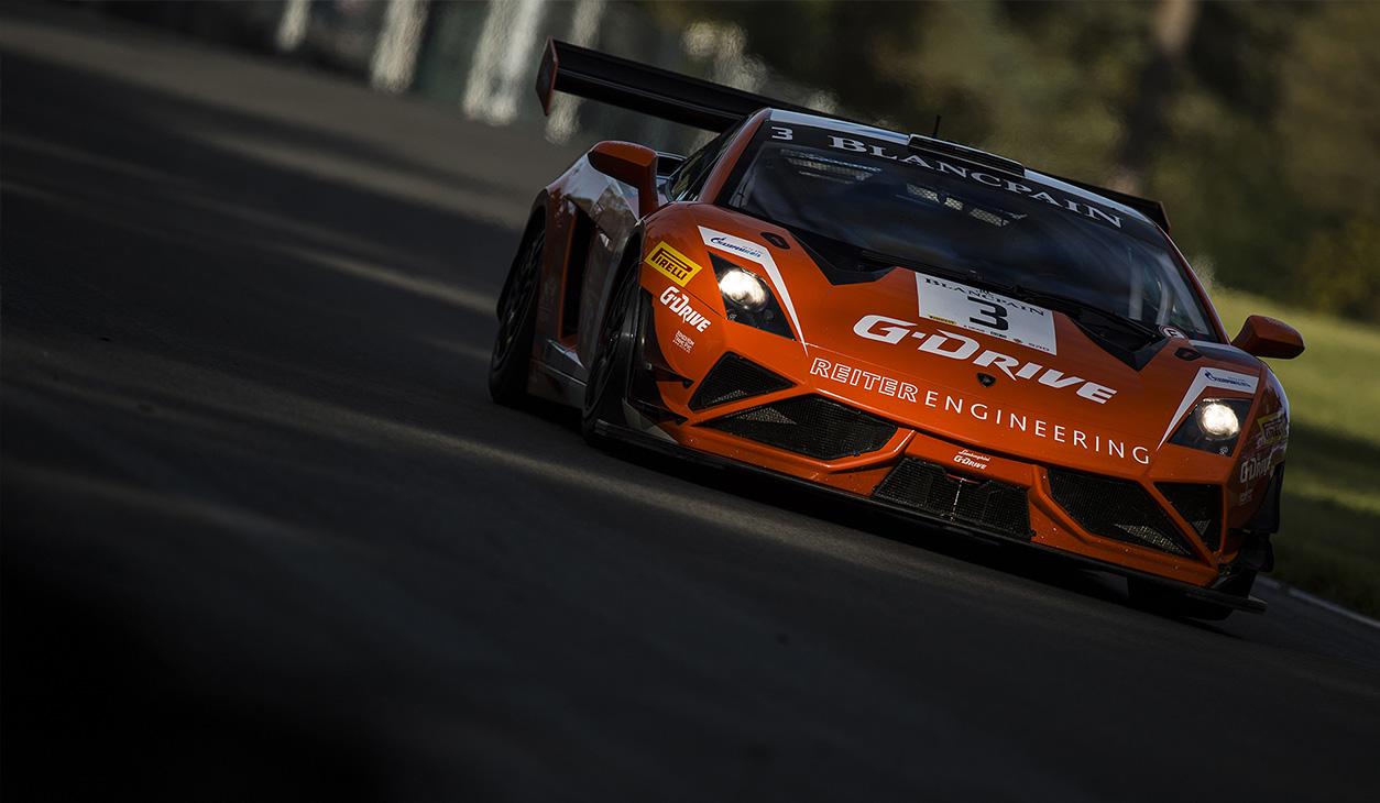 Blancpain GT Series 2014