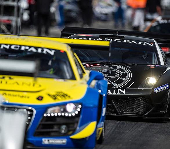 Blancpain Endurance Series 2012