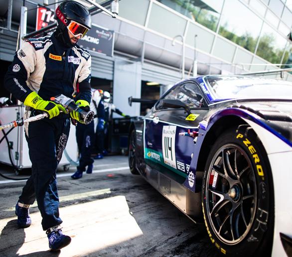Lexus GT3 Racing