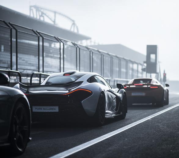 Pure McLaren Spa-Francorchamps