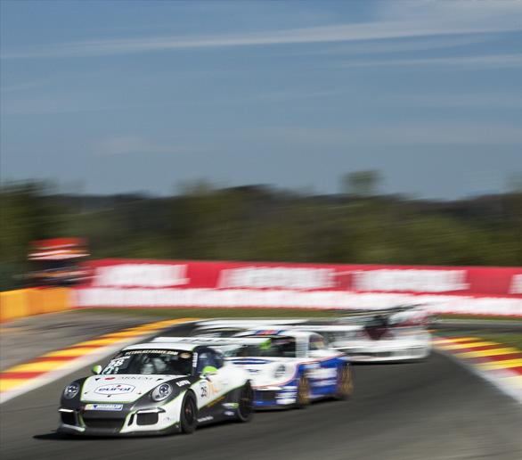 Porsche Cup Benelux 2017